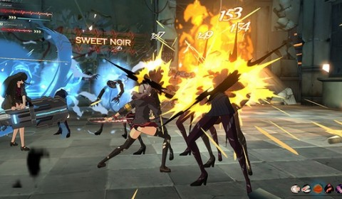ใกล้มาแล้ว Soul Worker Online เกมส์ Action แนวอนิเมะสุดเจ๋ง