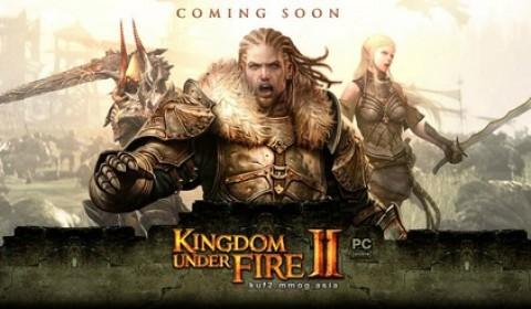 Kingdom Under Fire II เซิร์ฟ SEA กระแสตอบรับล้นหลามจากเกมเมอร์ไทย