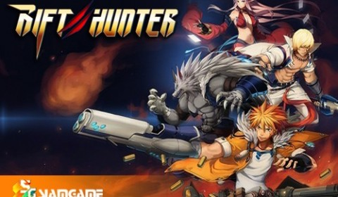 Rift Hunter เกมต่อสู้น้องใหม่ OBT แล้ววันนี้
