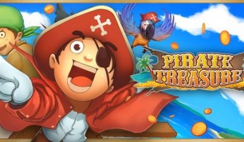 Pirate Treasure เกมส์เรือยิง ผจญภัยสู่เกาะมหัศจรรย์ทั้ง 6