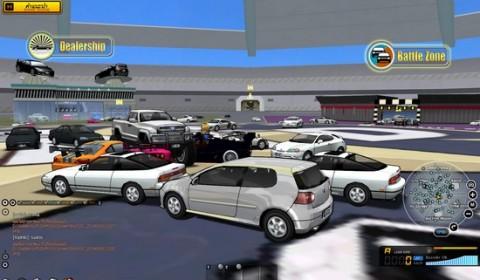 เปิดสนามดริฟต์ให้มันส์กันเต็มรูปแบบ Drift City เปิด OBT ขาซิ่งมากันเพียบ
