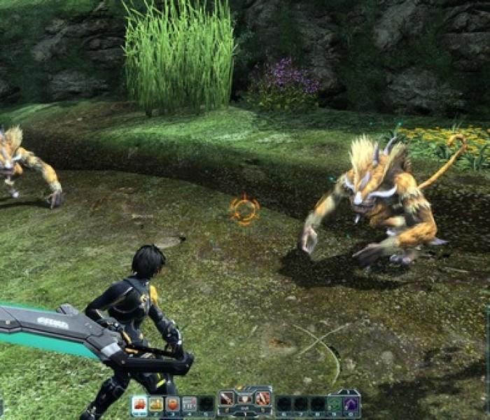 Phantasy Star Online 2 ตัวละครเดียวเล่นได้ทุกอาชีพ พร้อม 2 มุมมองที่คุณเลือกได้