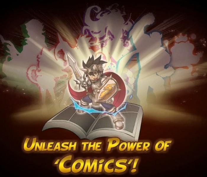 เกมใหม่บนมือถือ Comic Cross เกมคนไทยฝีมือโกอินเตอร์ ประกาศเปิด Beta Test