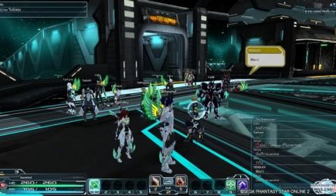เปิด CBT ให้ทดสอบกันแล้ว Phantasy Star Online 2 ความยิ่งใหญ่ที่คุณต้องลอง