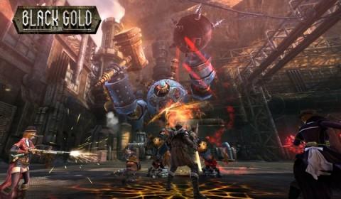 Black Gold Online เกม MMO แนว Steampunk พร้อม OBT 20 มิ.ย. นี้!!