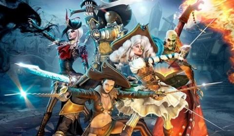 เปิดตำนานท้องทะเล Pirates : Treasure Hunters(KR) เกม MOBA สายพันธุ์โจรสลัด พร้อมเคลื่อนทัพ CBT 7 ก.ค. นี้!!