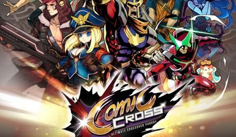 Comic Cross เกมส์การ์ดบนมือถือสไตล์คอมมิค 6 มิ.ย. นี้ ทั้ง Android และ iOS