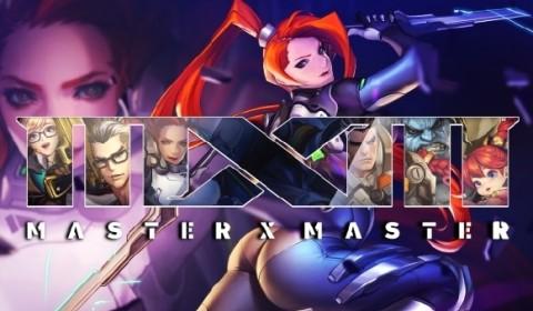 NCsoft ประกาศเปิดตัว Master X Master เกม Hybrid MOBA พร้อมเปิด CBT 2 ตุลาคม นี้