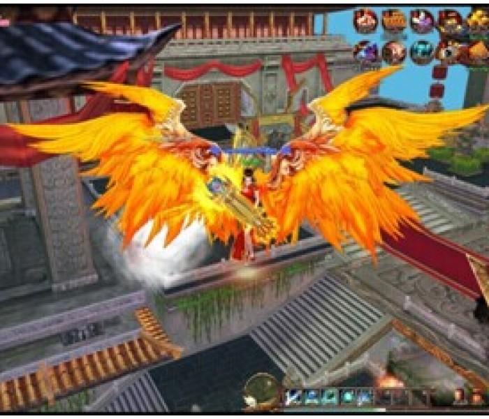 Wing of Journey 3D เกมใหม่บนเว็บ ภาพสวยฟรุ้งฟริ้ง เจอกันปลายเดือนนี้