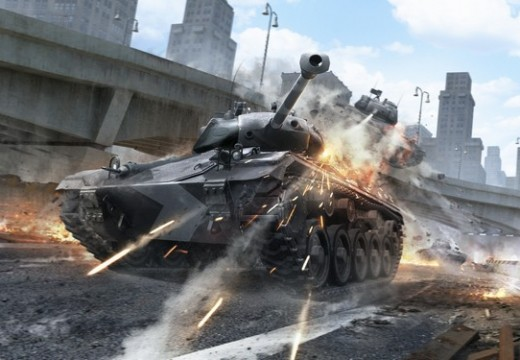 World of Tanks เพิ่มโหมดใหม่เอาใจขาซิ่ง 29 กันยายนนี้
