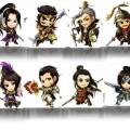 GMThai เปิดตัวเกมส์ใหม่แนวน่ารัก Chibi Warriors