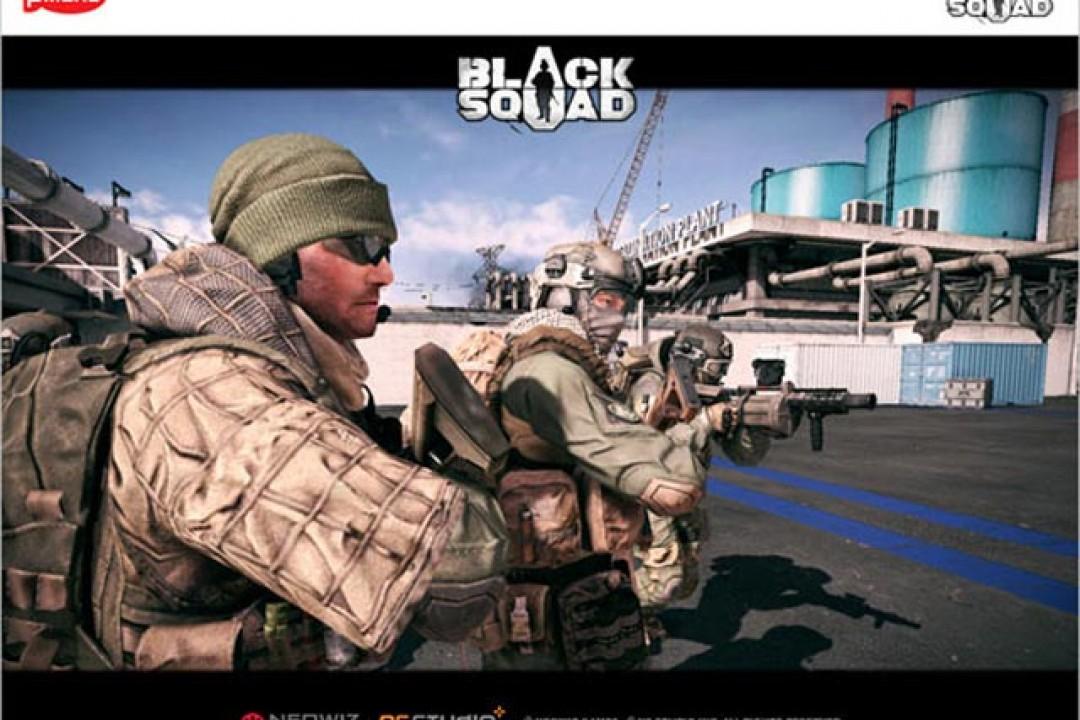 ความมันส์ที่รอคอย Black Squad พร้อมเปิด OBT สนามรบสาดกระสุน 12 พ.ย. นี้