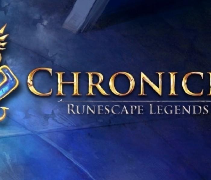 เปิดตัวเกมการ์ดใหม่ Chronicle: RuneScape Legends ปีหน้าเจอกัน