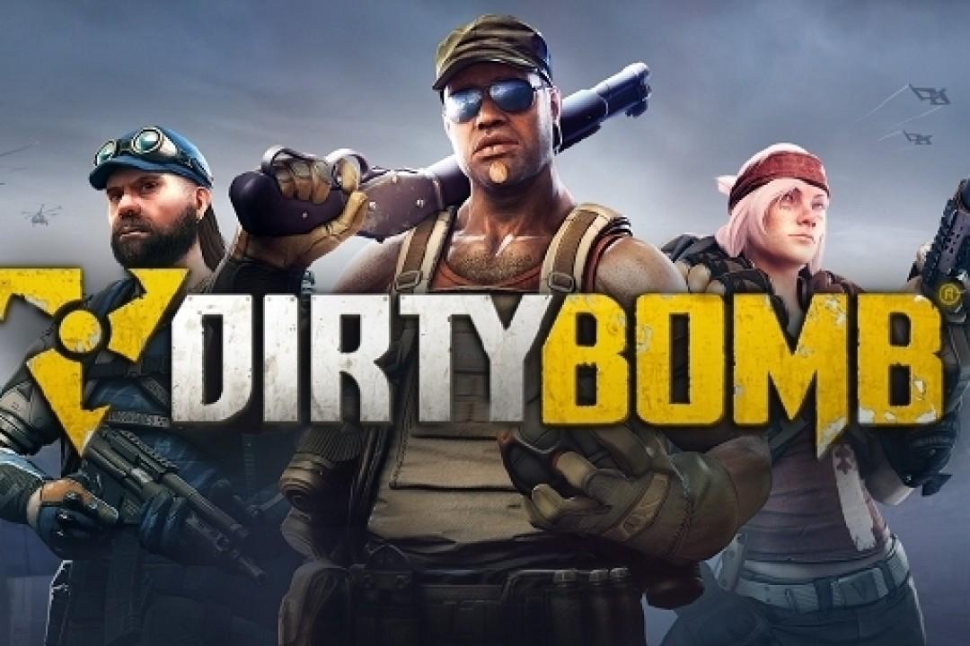 Nexon อเมริกา เปิดตัวอีกเกมแล้ว Dirty Bomb มันส์ ดิบ เถื่อน!!