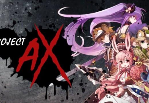 Nexon เกาหลี จดลิขสิทธิ์เพิ่ม Project AX เกม MMORPG บู๊น่ารัก