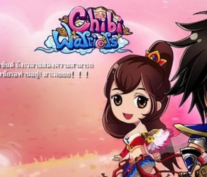Chibi Warriors พร้อมเปิด CBT มหากาพย์ความแบ๊ว 28 ตุลาคม นี้