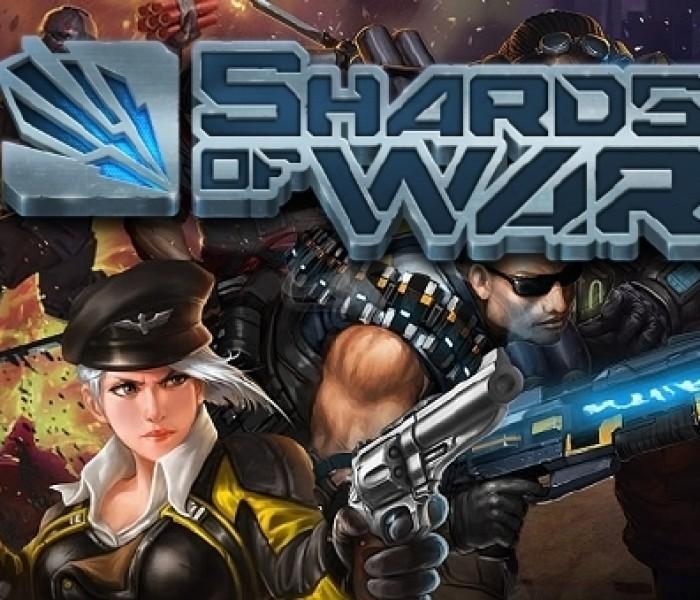 Shards of War เกม MOBA แนวไซไฟ ส่งตรงให้เล่นจากทางยุโรป