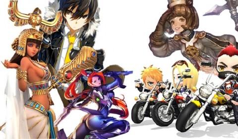 15 เกม MMO ที่น่าจับตามองในงาน G-Star 2014 มาดูกันเลย!!