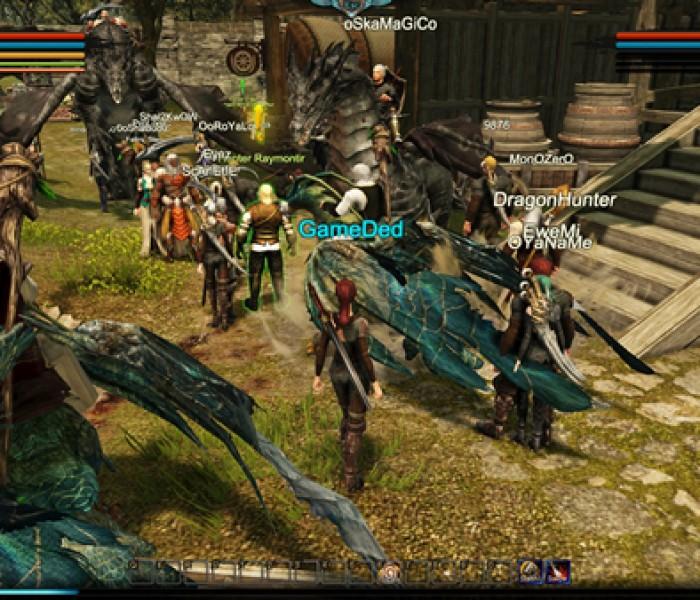 พร้อมลุย Dragon's Prophet เปิด Open Beta ให้เหล่าผู้กล้าออกเดินทางแล้ว