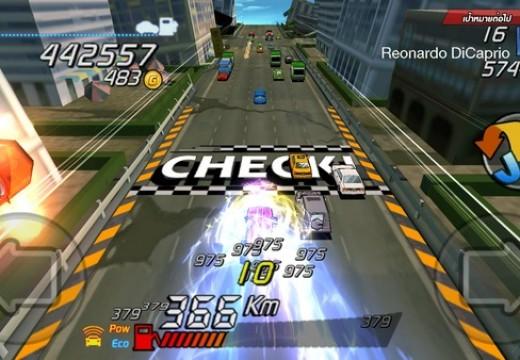Go!Go!Go!:Racer เกมรถซิ่งพร้อมวิ่งในมือถือ!! สิงห์สนามตัวจริงต้องลอง