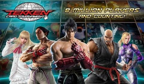 ปล่อยหมัด ต่อย เตะ สุดมันส์ฉบับจั่วการ์ด ใน Tekken Card Tournament