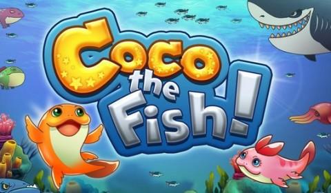 Coco the Fish! เกมฟรีฝีมือคนไทย โคโค่.. ปลาเล็กตาโต๊โต