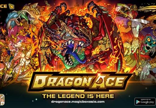 Dragon Ace เกมส์มือถือสุดมันส์จากญี่ปุ่น เปิดให้ดาวน์โหลดแล้ววันนี้