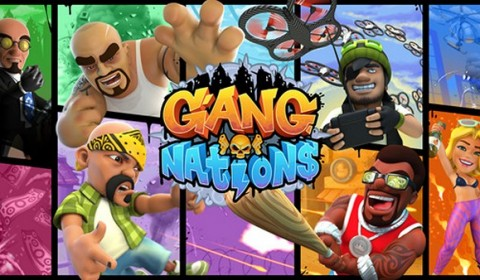 ตั้งแก๊งเปิดสงครามมาเฟีย ยกพรรคพวกถล่มเมืองสุดมันส์ใน Gang Nations เกมสร้างเมืองบนมือถือ
