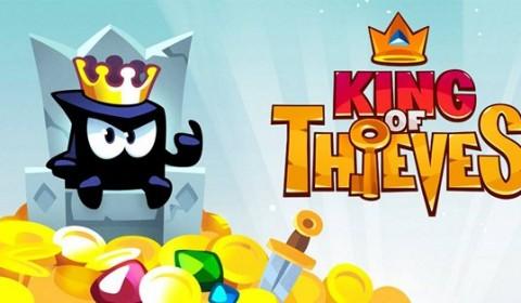 King of Thieves ราชันย์โจรสุดน่ารัก บุกขโมยขุมทรัพย์บนมือถือ