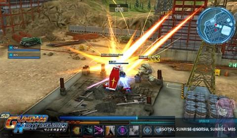 Bandai Korea เปิดตัว SD Gundam Online 2 พร้อมประกาศวัน CBT  12-15 มีนาคมนี้