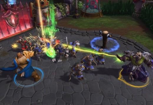 Heroes of the Storm เปิดเล่นฟรี!! Closed Beta ไม่รีเซ็ต รับเบต้าคีย์เข้าเล่นได้เลย