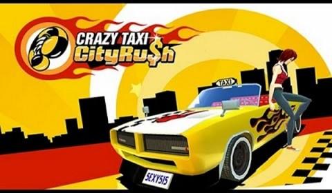 รับเป็นโชเฟอร์แท็กซี่สุดจี๊ดใน Crazy Taxi : City Rush รับส่งผู้โดยสารทั่วเมือง