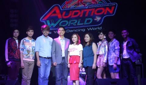 Playpark ร่วมกับ Universal Music Thailand จัดงานเปิดตัว Audition World…Is your Dancing World