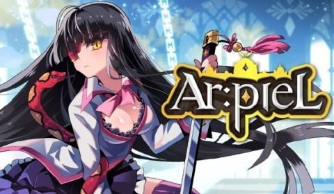 Arpiel เกม MMORPG อนิเมะแฟนตาซี เผยโฉมครั้งแรกในช่วง Debut Test 13 – 15 มีนาคม นี้