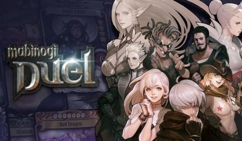 Mabinogi Duel เกมการ์ดมือถือ เปิดให้ CBT ในเซิร์ฟเวอร์ Global บนระบบ Android แล้ววันนี้