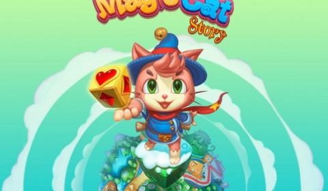 Netmarble Thailand เกาะกระแสทาสแมว เปิดตัว Magic Cat Story เกมมือถือแนว Classic Block Puzzle