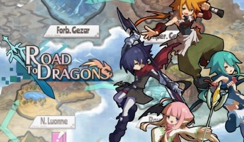 Road to Dragons เกมมือถืออนิเมะสุดป็อป ดาวน์โหลดเซิร์ฟเวอร์ Global แล้ว ทั้ง iOS/Android