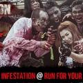 เก็บตกความมันส์ Infastation @ Run for Your Lives Thailand