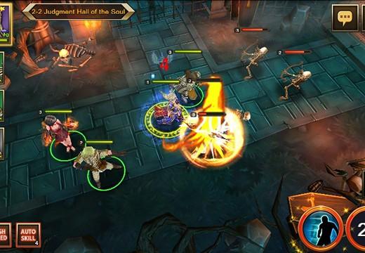 Wrath of Belial: สงครามอมตะ เกมส์มือถือสุดมันส์กับระบบ Realtime PVP มีนานี้มันส์แแน่
