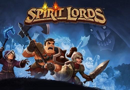 ปลุกพลังเหล่าผู้หล้าและวีรชนเดินทางค้นหา Spirit Lords ต่อสู้สุดมันส์ในอาณาจักรสุดท้ายของมนุษย์