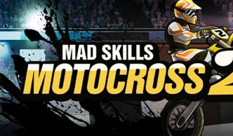 บิด 2 ล้อตะลุยด่านวิบากใน Mad Skills Motocross 2 เกมแข่งขันมอเตอร์ไซค์สุดมันส์บนมือถือ
