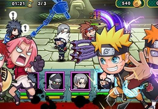 เปิดสงครามมหานินจา Ninja Arena เกมการ์ด Action เอาใจคอการ์ตูนนารูโตะ