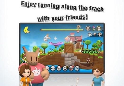 วิ่ง วิ่ง วิ่ง ใน Running Strike เกมวิ่งแข่งแกล้งเพื่อนสุดมันส์บนมือถือ