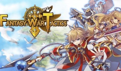 ลองหรือยัง Fantasy War Tactics เกมส์มือถือใหม่จาก Nexon เปิด Beta Test ถึง 30 เมษานี้ เท่านั้น