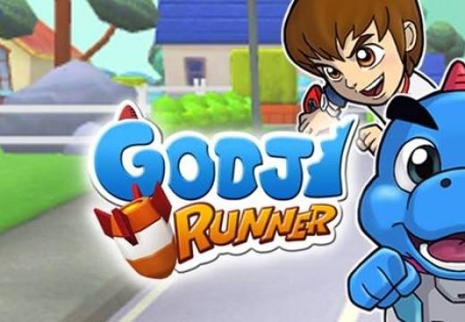 [รีวิวเกมมือถือ] การผจญภัยของก็อตจิน้อยใน Godji Runner