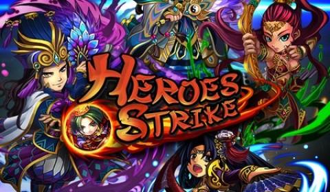 Heroes Strike เกมส์ยิงลูกแก้วสามก๊กเปิด CBT แล้ว มายิงลูกแก้วกันเร็วเข้า!