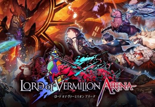 ลุยสนามจริงแล้ว Lord of Vermilion: Arena พร้อม OBT ในเซิร์ฟเวอร์ JP 4 มิถุนายนนี้