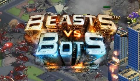 Nexon เปิดตัวเกมมือถือใหม่ล่าสุด Beasts vs Bots สะเทือนวงการ RTS