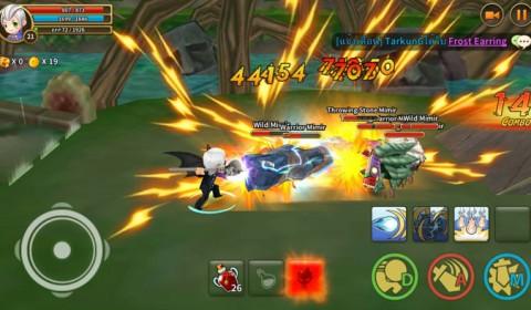 LINE Dragonica Mobile พาชม Story Mode เส้นทางที่เหล่านักรบมังกรต้องเผชิญ