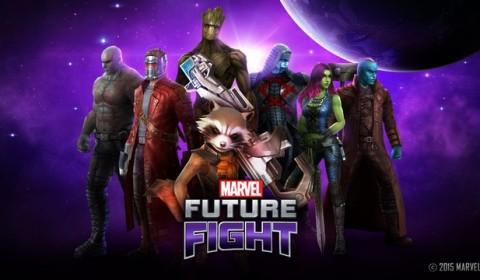 MARVEL Future Fight เพิ่ม 8 ตัวละครใหม่จาก Guardians of the Galaxy พร้อม 2 โหมดใหม่